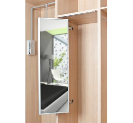 Complementos armarios organizaci n hpro espejo extra ble 1 - Complementos para armarios ...
