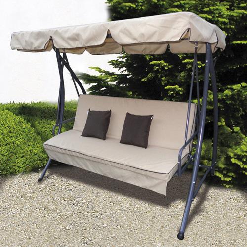 Mobiliario para exterior balancines generico balanc n - Comprar balancin jardin ...