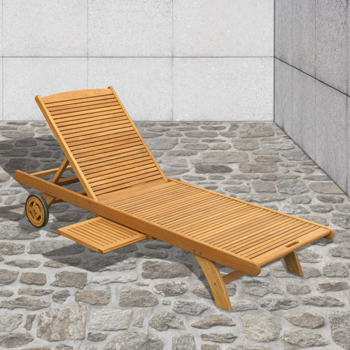 Mobiliario para exterior tumbonas generico tumbona - Tumbonas de madera ...