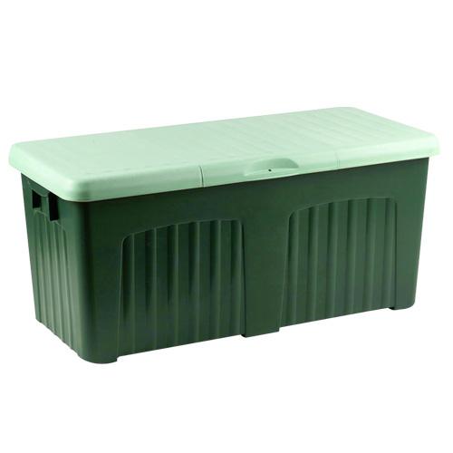 Mobiliario para exterior almacenaje maurer ba l resina - Almacenaje exterior ...