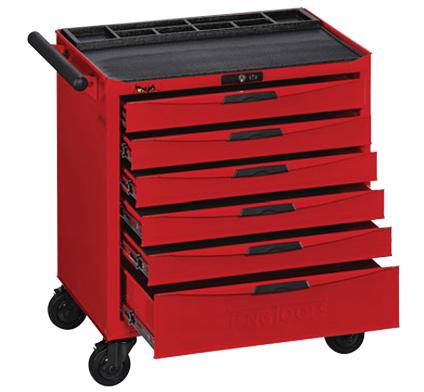 Herramientas manuales cajas y carros tengtools carro - Carros para herramientas ...