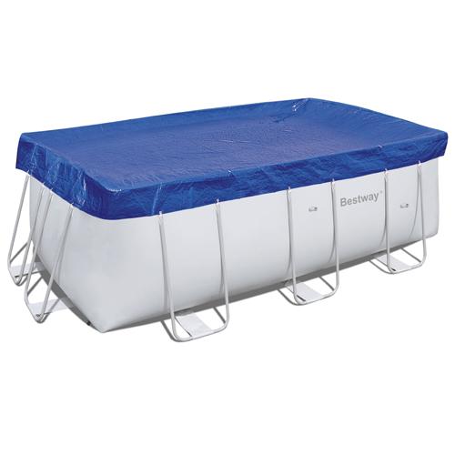 Piscinas accesorios y mantenimiento generico cobertor for Ofertas piscinas desmontables rectangulares