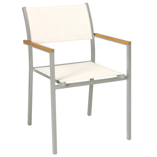 Mobiliario para exterior mesas y sillas saturnia silla for Rebajas mobiliario jardin