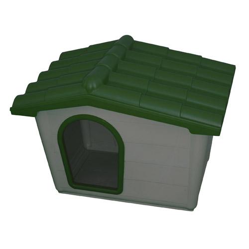 Mascotas casetas maurer caseta perro resina 80x56x60 cm - Casetas de resina para exterior ...