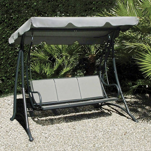 Mobiliario para exterior balancines saturnia balancin for Mobiliario de jardin en sevilla