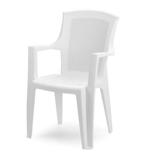 Mobiliario para exterior mesas y sillas generico silla - Sillas de resina ...
