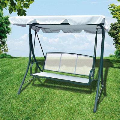 Mobiliario para exterior balancines generico balanc n de for Balancin para jardin barato