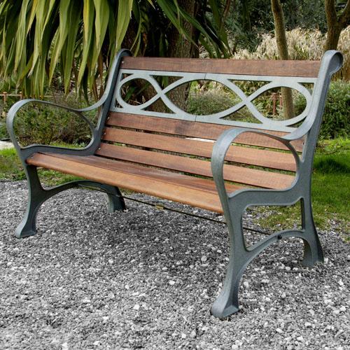 Mobiliario para exterior bancos papillon banco houston for Rebajas mobiliario jardin