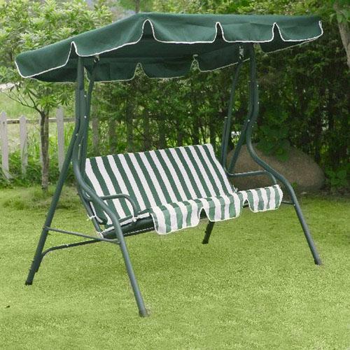 Mobiliario para exterior balancines saturnia balanc n de for Balancines de jardin