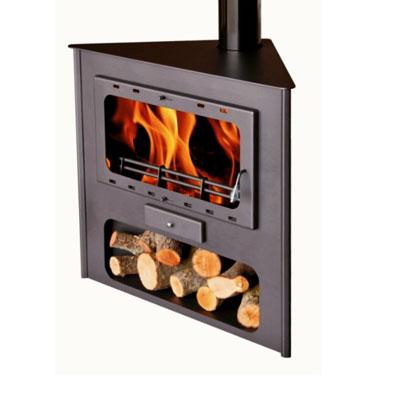 Climatizaci n estufas de le a juan panadero estufa de le a - Estufa de lena para radiadores ...