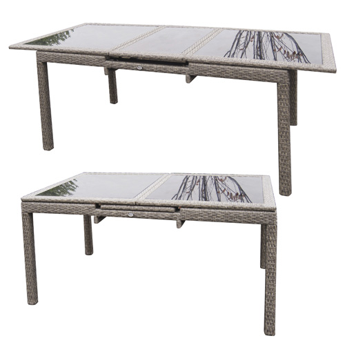 Mobiliario para exterior mesas y sillas generico mesa for Rebajas mobiliario jardin