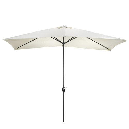 Mobiliario para exterior sombrillas papillon sombrilla rectangular 200x300 cm comprar - Pie para sombrilla ...