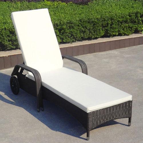 Mobiliario para exterior tumbonas generico tumbona jard n for Rebajas mobiliario jardin