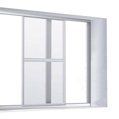 Mosquiteras ventanas generico kit mosquitera corredera for Kit mosquitera corredera