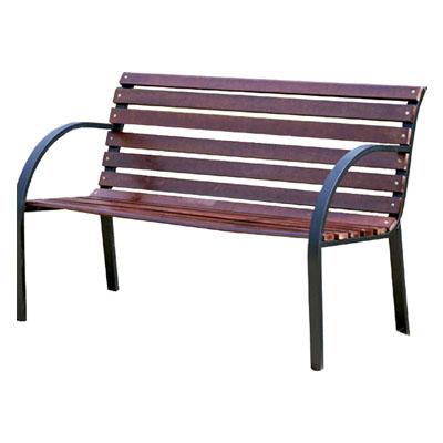 Mobiliario para exterior bancos generico banco de jard n for Mobiliario de jardin de madera