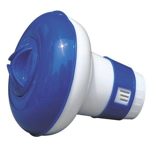 Piscinas accesorios y mantenimiento generico dispensador for Cloro para piscina