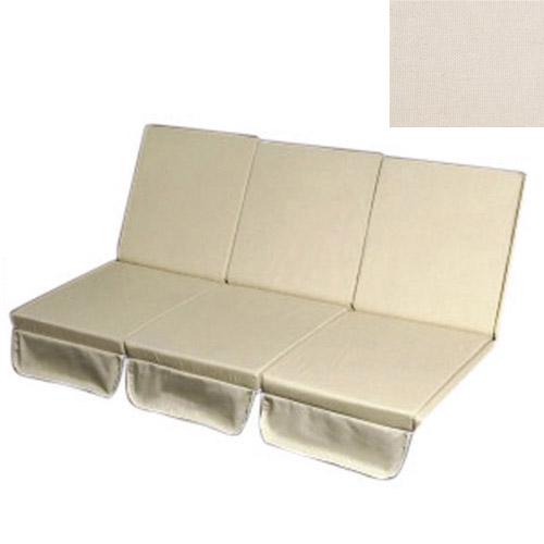 Mobiliario para exterior cojines saturnia coj n para balanc n 96x160x5 cm beige desenfundable - Cojines exterior ...