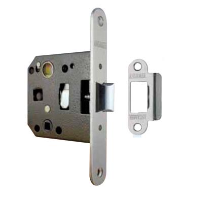 Herrajes para puertas cerraduras ansamer picaportes acero - Herrajes de acero inoxidable ...