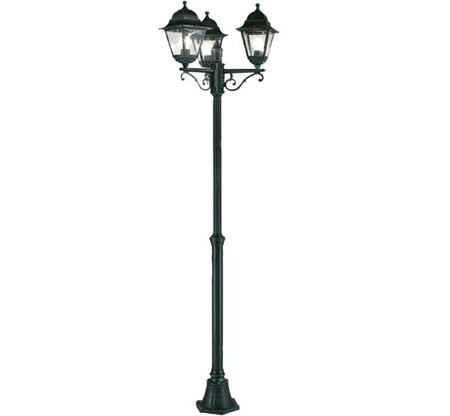 Mobiliario para exterior iluminaci n papillon farol jard n for Faroles para iluminacion exterior