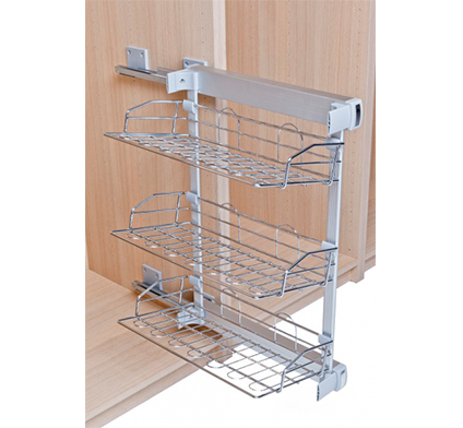 Complementos armarios zapatero hpro zapatero lateral 3 - Estantes para armarios ...