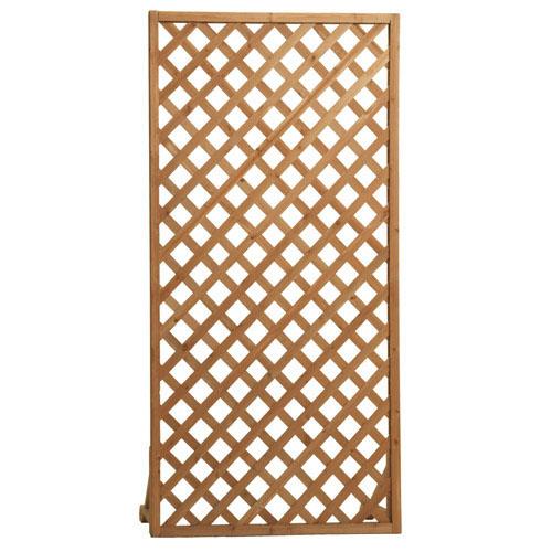 Mobiliario para exterior complementos para jard n generico for Celosia de madera para jardin
