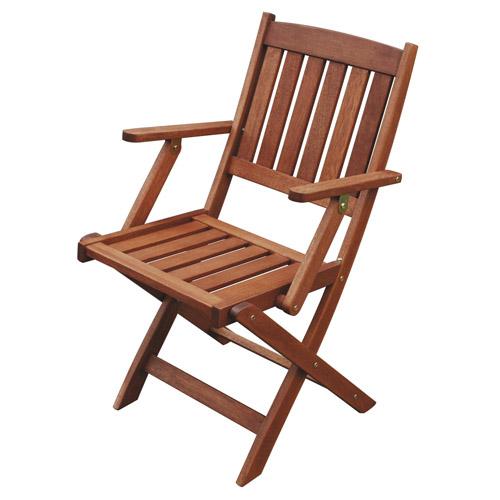 Mobiliario para exterior mesas y sillas generico silla for Balancines de madera para jardin