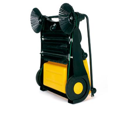 Herramientas de jard n aspiradoras kr ger barredora manual for Aspiradoras para jardin