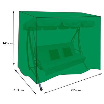 Mobiliario para exterior balancines generico balanc n de - Balancines de jardin baratos ...