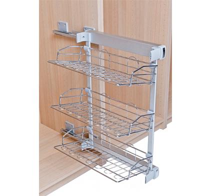 Complementos armarios zapatero hpro zapatero lateral 3 - Complementos para armarios ...